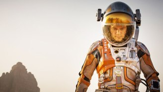 Weekend Box Office: 'The Martian' Scores October's Second-Biggest Opening Ever