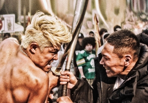 You've never seen anything quite like this exclusive 'Tokyo Tribe' clip