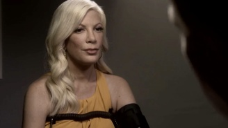Tori Spelling Will Reveal Who On '90210' She Had Sex With On A Show Called 'Celebrity Lie Detector'