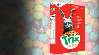 Trix Cereal: Silly Rabbit, You're Being Replaced!