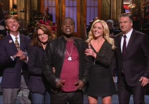 Saturday Night Live Recap: Tracy Morgan Hosts