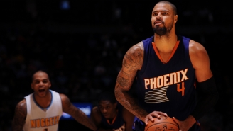Why Tyson Chandler Says He 'Didn't Deserve' The Way The Mavericks Treated Him This Offseason