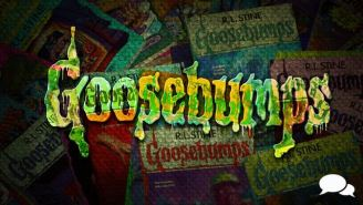 Friday Conversation: What's Your Favorite 'Goosebumps' Story?