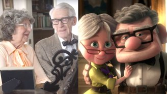 Delightful Grandparents Play The Theme From 'Up' On Their 60th Anniversary