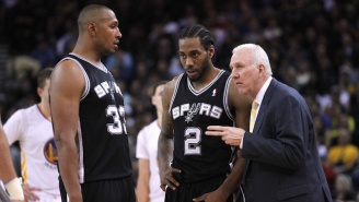 Gregg Popovich Says Boris Diaw Didn't Play On Monday Because 'He's French'