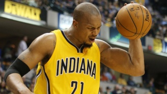Joining The Spurs 'Wasn't Really A Difficult Decision' For David West