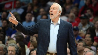 Why Gregg Popovich Is 'Clearly' The Best Choice To Coach USA Basketball