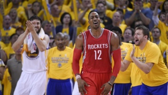 Dwight Howard Says He Played Through A Torn MCL In The Western Conference Finals