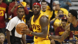 LeBron James Is The Favorite To Win The 2016 MVP