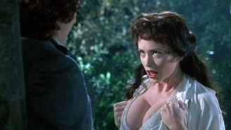 Vampire Breast Lifts Are Real And They're Spectacular
