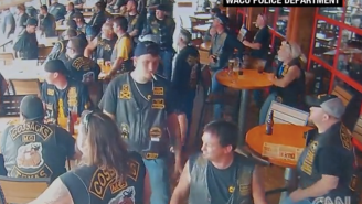 Police Released Security Footage From The Deadly Waco Shootout