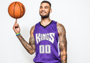 Kings Rookie Willie Cauley-Stein Reportedly Showed Up To Camp In Terrible Shape