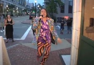Check Out This Mesmerizing Music Video From Weird Al Yankovic's Recent Tour