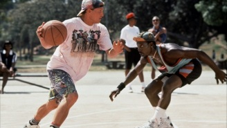 The Creator Of 'black-ish' And Blake Griffin Are Working On A 'White Men Can't Jump' Remake