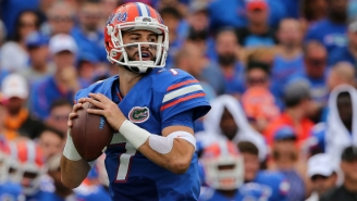 Florida QB Will Grier Has Reportedly Been Suspended For The Rest Of The Season Due To PED Use