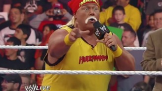 Hulk Hogan's Lawyers Are Saying His Racist Rant Could've Been From 'An Impersonator,' Or 'Who Knows What'
