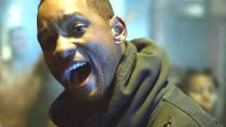 Watch Will Smith Get Jiggy With It (Again) In The New Music Video For 'Fiesta'