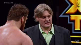 Check Out The Scary After-Photo From William Regal's Neck Surgery