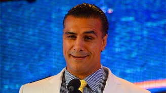 Alberto Del Rio Reportedly Has A Sweet Return Deal With WWE