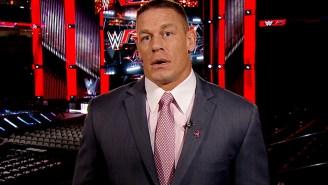 John Cena Talked NXT, His Similarities To Tom Brady And Make-A-Wish On SportsCenter