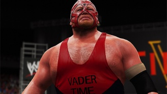 Check Out 'WWE 2K16' Season Pass Info, New Create-A-Superstar And Match Footage And More