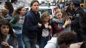 Brad Pitt's Long-Gestating 'World War Z' Sequel Infects A New Writer