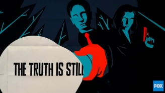 The Latest 'X-Files' Teaser Is Chock Full Of Propaganda Vibes And Paranoid Skepticism