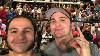 The Young Bucks Want To Face Off With One Of NXT's Most Popular Tag Teams