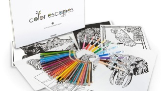 Are You Ready For Some 'Mindful' Coloring? Crayola Hopes So