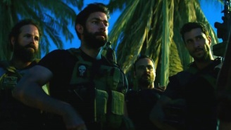 The Trailer For Michael Bay's Benghazi Movie, '13 Hours' Offers Explosions And Other Bay Trademarks