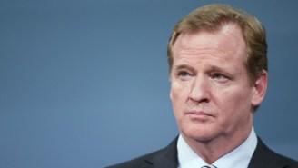 Roger Goodell Does Not Believe NFL Teams Are Blackballing Colin Kaepernick