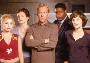 14 years ago today: The TV show '24' premiered