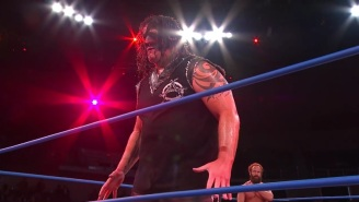 TNA's Abyss Turned Down A WWE Deal And A Chance To Wrestle The Undertaker