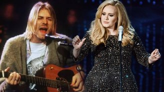 Here's Even More Proof That Kurt Cobain Is The Anti-Adele