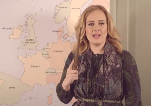 Adele Prepares To Take Over The Globe With Her First Tour Since 2011