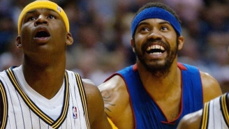 The New 'Champions League' Will Feature Rasheed Wallace, Al Harrington And Other Former NBA Players