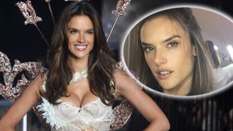 Alessandra Ambrosio Nabbed Some Assistance On A #NoFilter Selfie And Caused An Internet Ruckus