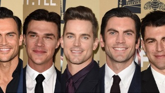 Even The Crew Of 'American Horror Story: Hotel' Can't Tell The Actors Apart