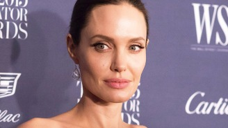 Thanks to 'By the Sea,' you may see Angelina Jolie star as this classic Universal Monster