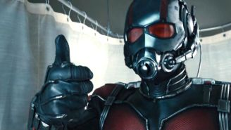 This 'Ant-Man' Gag Reel Is A Superhero Dance Party