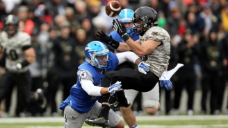 Army Breaks Out The Twitter Block On Air Force Ahead Of Their Big Game