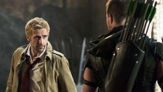 Let's Talk Wednesday's Geeky TV: 'Arrow' Meets 'Constantine'