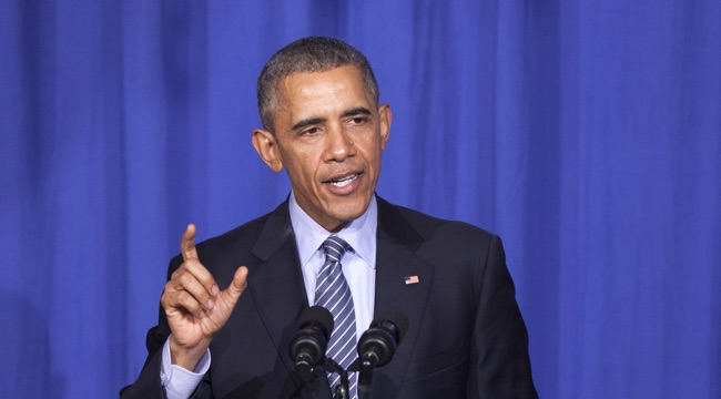 President Obama Speaks At Organizing For Action Dinner