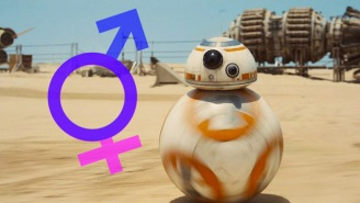 It Now Seems There Is A Debate Over The Gender Of Adorable 'Star Wars' Droid BB-8