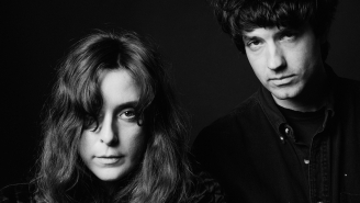 Beach House Played A Dreamy Cover Of Weezer's 'Undone – The Sweater Song'