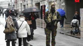 Belgium Places Brussels On Lockdown After A Credible Threat Of A Paris-Style Terror Attack