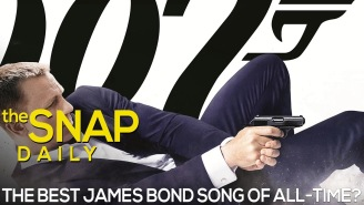 There is only one answer for best Bond song ever.