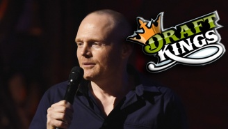 Looking Back On Bill Burr's Honest And Hilarious Relationship With DraftKings