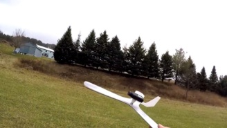 Take A Wild, Stomach Churning Ride On This Boomerang Armed With A POV Camera