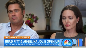 What Brad and Angelina gave away in their rare new interview